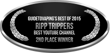 2nd Place - Best YouTube Channel - Ripp Trippers