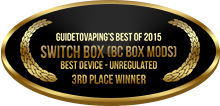 3rd Place - Best Device - Unregulated - Switch Box (BC Box Mods)