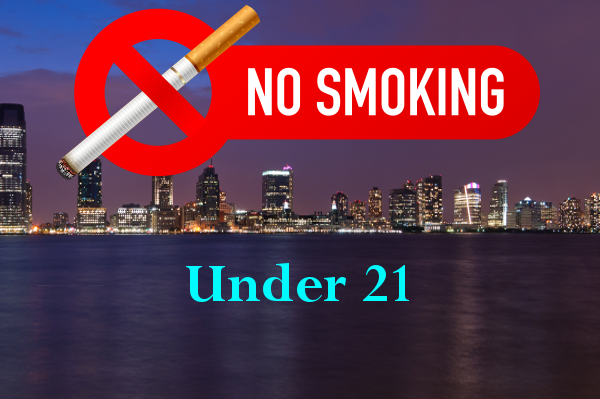 New Jersey Looks To Raise Smoking Age To 21 header