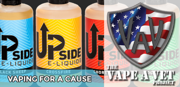 Vaping For A Cause Header