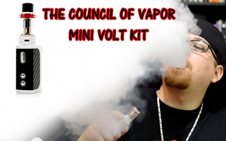 The Council of Vapor Mini Volt Kit Review