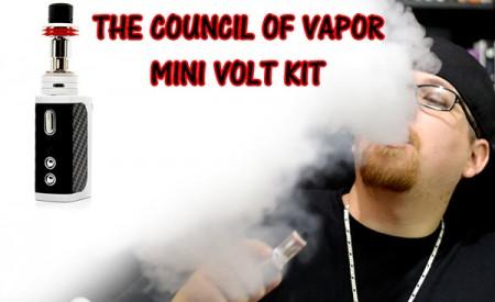 The Council of Vapor Mini Volt Kit Review