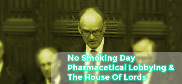 no smoking day, pharma header