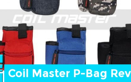 Coil Master P-Bag Review