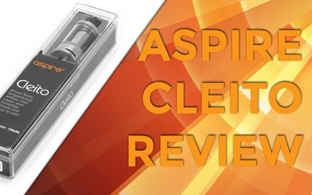 Aspire Cleito Sub-Ohm Tank Review