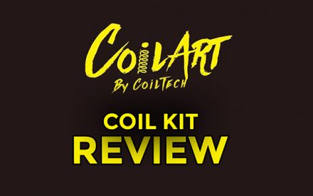 CoilArt Coil Kit Review & Giveaway