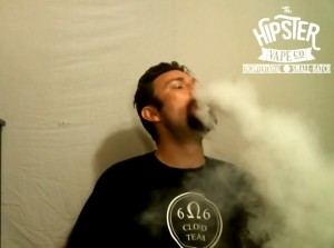 The Hipster Vape Co. cloudiness
