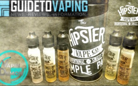 The Hipster Vape Co E-Liquid Review