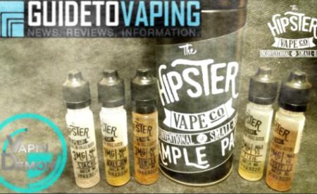 The Hipster Vape Co E-Liquid Review