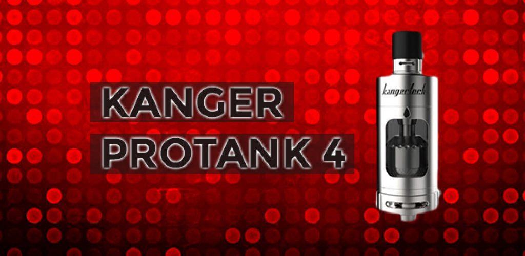 Kanger Announces The ProTank 4