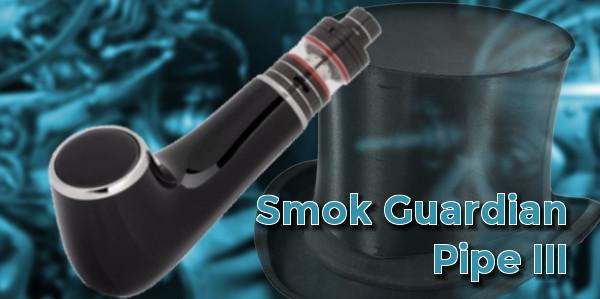 Smok Guardian Pipe III Kit: First Look