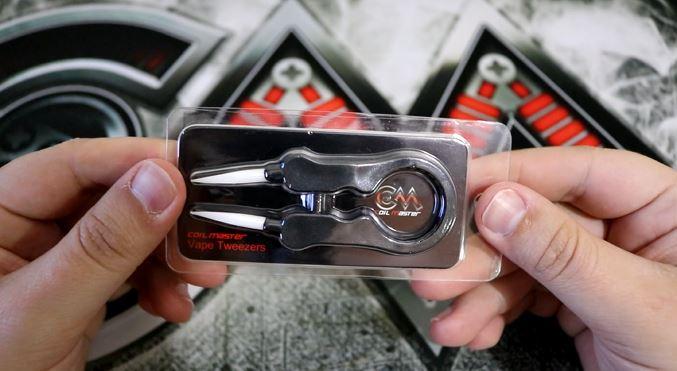 coil master vape tweezers