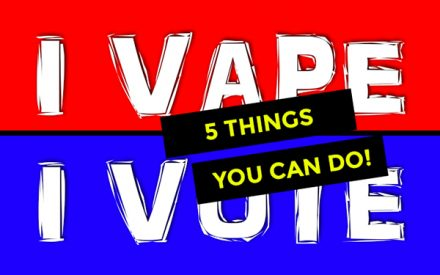 CASAA Lists 5 Things You Can Do To Save Vaping