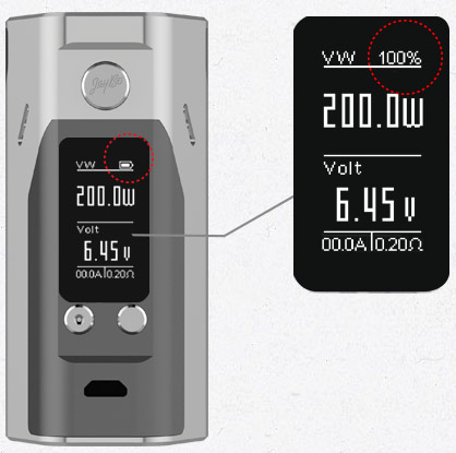 rx200s screen