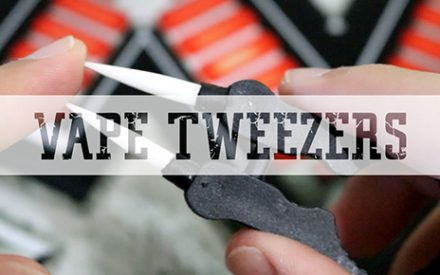 Coil Master Vape Tweezers Review