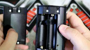 vapor flask classic battery compartment
