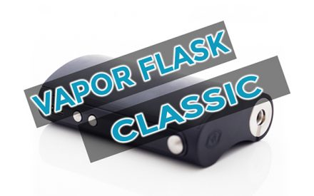 Wismec Vape Forward Vapor Flask Classic Review