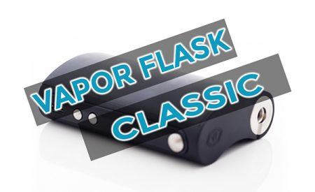 Wismec Vape Forward Vapor Flask Classic Review
