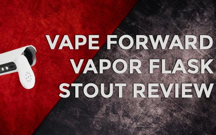 Wismec Vape Forward Vapor Flask Stout Review