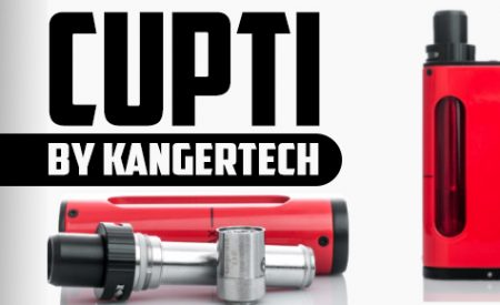 Kanger Cupti All-In-One Mod Preview