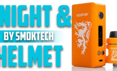 Smok Koopor Knight and Helmet Kit