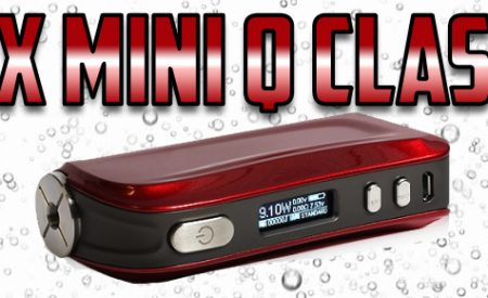 YiHi SX Mini Q Class Mod Preview