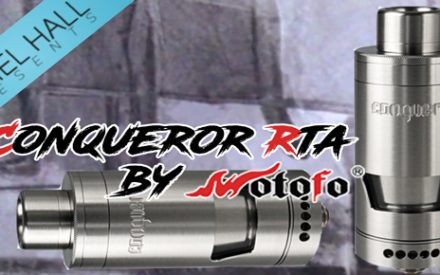 Wotofo Conqueror Postless RTA Review