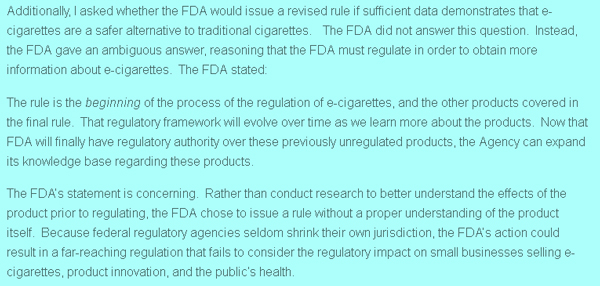 Senator-Johnson-Vs-The-FDA-Part-III-federal-agencies-seldom-shrink-jurisdiction