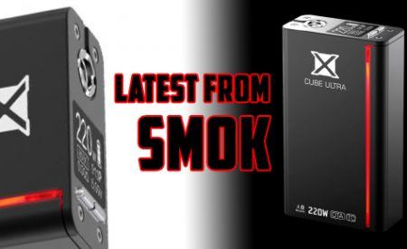 Smok X Cube Ultra Edition 220 Watt Preview