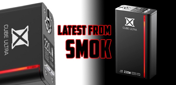 original smok x cube ultra edition 220w tc box mod