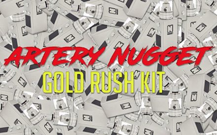 Artery Nugget Gold Rush Kit Review