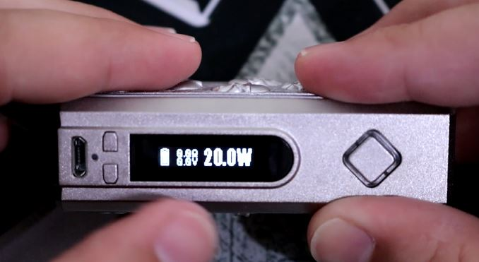 itaste sd20 screen