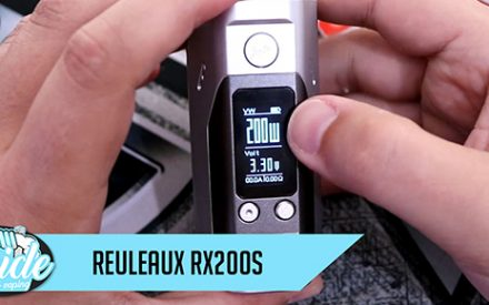 Wismec Reuleaux RX200S Review