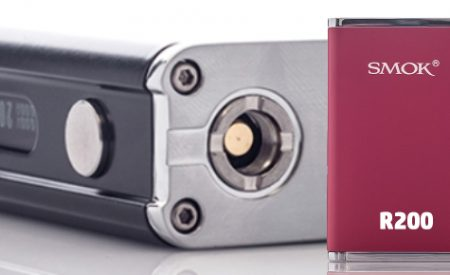 Smok R200 TC Kit Preview
