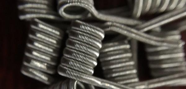 pre-built coils