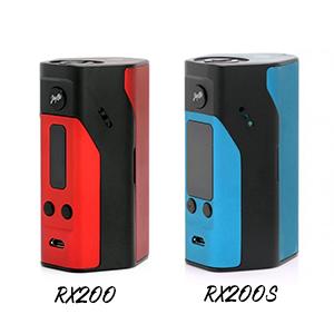 Releaux RX200 and RX200S Vape Mod