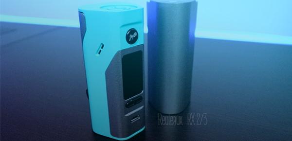 Wismec Reuleaux RX2/3 Mod