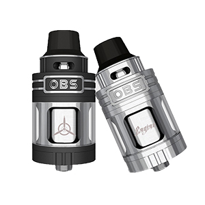 OBS Engine RTA - Black and Silver