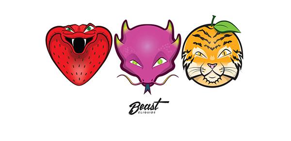 Beast Eliquids Brand