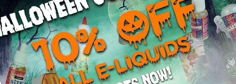 Direct Vapor Halloween Sale