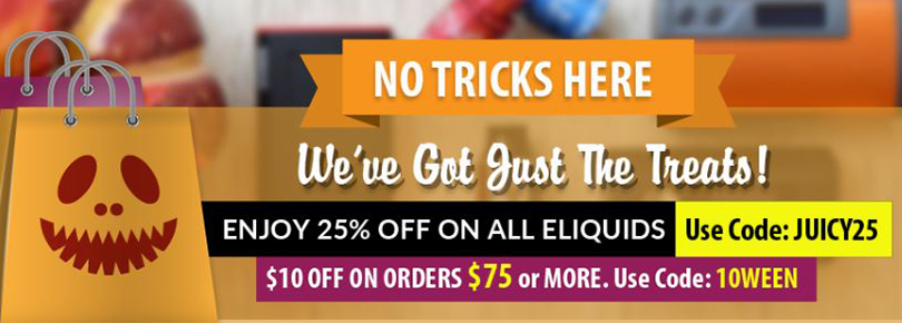 Element Vape Halloween Sale