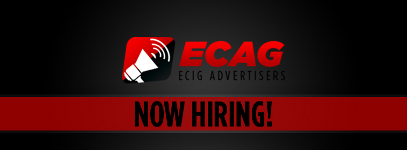 Ecig Advertising Group Job Opportunity