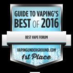 gtv-bestof2016-award-vapeforum-vapingunderground