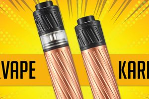 GeekVape Karma Kit RDTA RDA