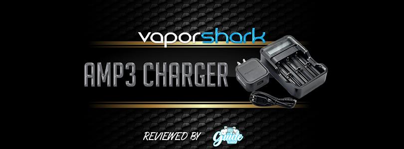 Vapor Shark AMP3 Charger Review