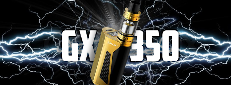 SMOK GX350 Complete Guide