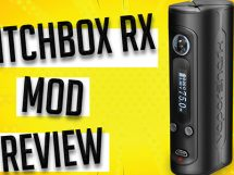 vapor shark switchbox rx mod review