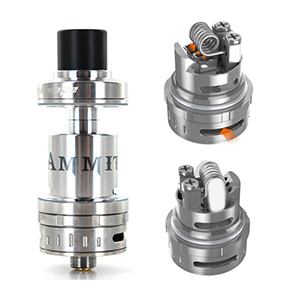 Geek Vape Ammit RTA and Build
