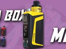 iJoy RDTA Box Mini Preview