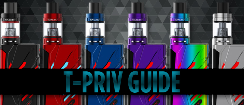A Complete Guide To The SMOK T-Priv Mod
